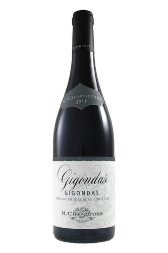Gigondas M Chapoutier 2011