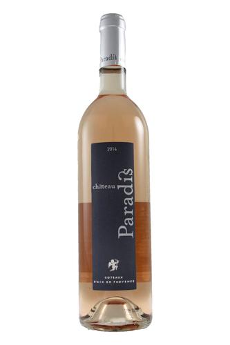 Chateau Paradis Provence Rose 2014
