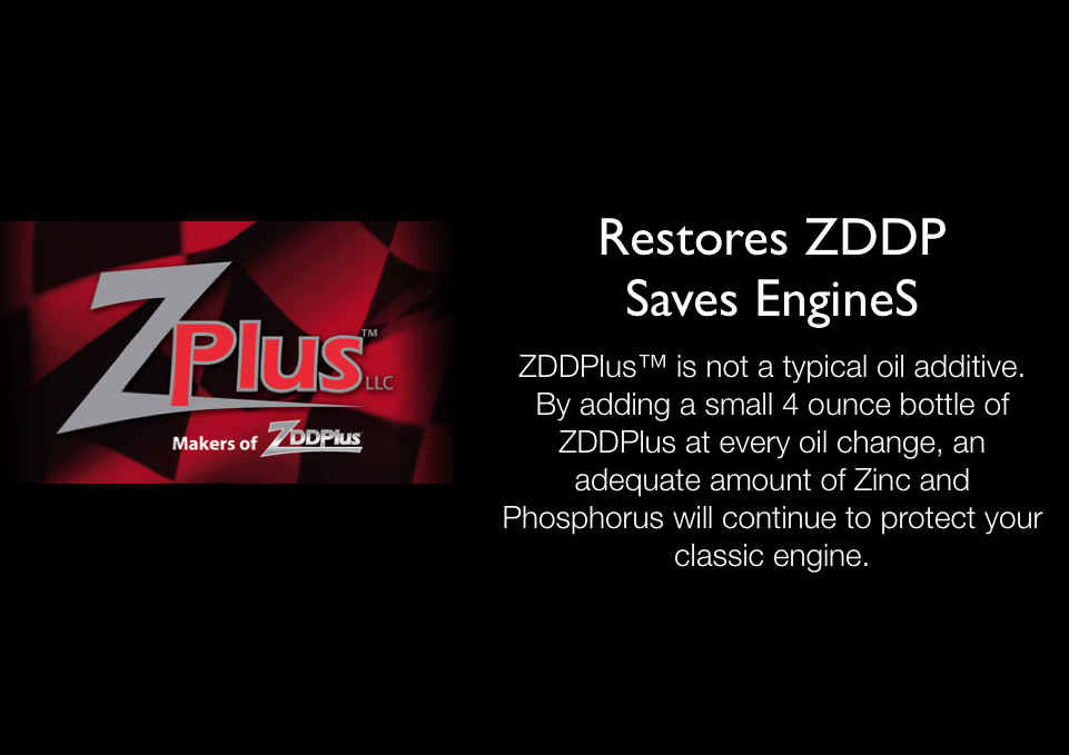 ZDDPlus Oil Additives