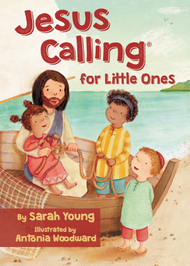 From bestselling author, Sarah Young, Jesus Calling for Little Ones reassures toddlers and preschoolers of Jesus' never ending love. Devotions are written as if Jesus is speaking directly to your child's heart-showing that Jesus knows us from our head to our toes and is always taking care of us. Along with adorable illustrations and a durable format, this is sure to be a treasure for your precious little ones.