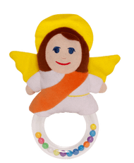 My Guardian Angel Plush Rattle
