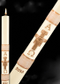 The Holy Cross of San Damiano Candle displays outstanding craftsmanship and adherence to the highest standards of design and artistic talent. Many of the paschal candles  have the design embossed into the candle and are then hand painted. No appliques to cause burner hang up. Paschal nails are included with all candles. Matching side candles are also available. Made in the USA!!  Made of 51% beeswax, which insures excellent burning qualities, each pattern is fashioned entirely by hand from first step to last.