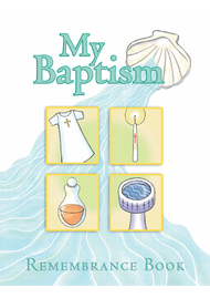 This illustrated remembrance book contains: Fill-in-the-blanks for recording details of a child's Baptism, developmental stages, first holidays, and favorites; Photograph attachment sections; Spaces for family members to write greetings, prayers, and words of wisdom; God's family tree and a family tree to personalize; Explanations of the significance, rite, and symbols of Baptism; Illustrated Bible stories linked to Baptism; Traditional Catholic prayers; Prompts for writing personal prayers; ;Sacramental record pages for First Penance, First Communion, and Confirmation; and Remembrance pages for first through eighth grade