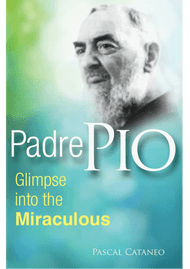 """Glimpse into the life and miracles of Padre Pio in this collection of inspiring, astonishing, and humorous anecdotes.  This collection of inspiring, astonishing, and humorous anecdotes offers a glimpse into the life and miracles of Padre Pio. These personal accounts reveal how he inspired countless conversions through his gifts of bilocation, visions, healing powers, and multilingualism. Pascal Cataneo, a fellow priest and contemporary of Padre Pio, readers are given a unique window into this Capuchin friar's humility, directness, and humor. By connecting the ordinary with the supernatural, it is shown that the miraculous is possible in this world. Referred to as a """"surgeon of souls,"""" Saint Pio of Pietrelcina brought the Good News of Jesus to people near and far, inspiring their individual conversions, but also causing chains of transformations. Crowds flocked to him to have their confessions heard, to be at his Mass, or to simply be surrounded by his presence."""
