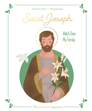 With this delightfully inspiring book, children will grow closer to Saint Joseph. They will learn to ask the intercession of this dicreet and humble man, who always put Jesus and Mary first while placing himself at their service. To accomplish his great plan of love, God chose Mary, wholly pure, to be Jesus'mother. And he chose Joseph, a just man, to be the guardian of Mary and Jesus.