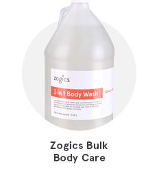 Zogics Bulk Body Care