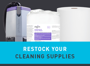 Restock Your Cleaning Supplies