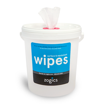 Antibacterial Wipes (single roll) + Bucket Dispenser, Z800B