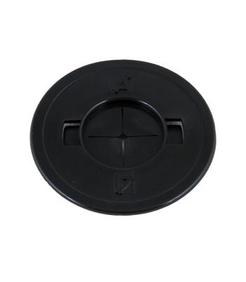 Black Nozzle Insert for Stainless Steel Gym Wipes Floor Dispenser (Z-600)