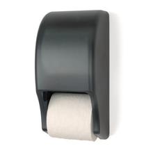 Two Roll Standard Tissue Dispenser, RD0028, Grey
