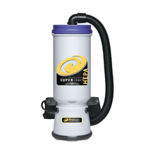 ProTeam Super CoachVac HEPA Backpack Vacuum