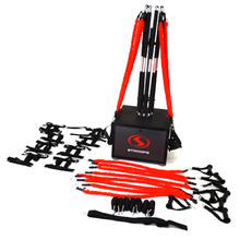 Stroops Slastix Pole, Platinum Kit, 65-Piece Portable Anchoring System (SPOLEAK)