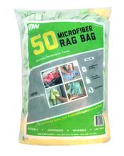Multi-Purpose Rag Bag, Microfiber, MRB-50