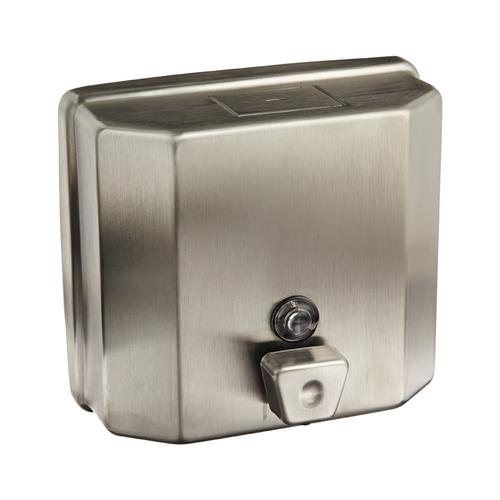 Gel Soap Dispenser, Stainless Steel, 47 oz (4047)