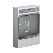 Elkay EZH2O Surface Mounted Bottle Filling Station, Stainless Steel, LZWSSM
