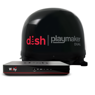 DISH Playmaker Dual Bundle with Wally - Black