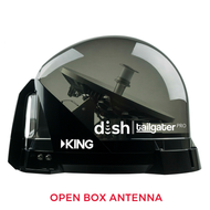 DISH Tailgater Pro Premium Satellite Antenna - Open Box