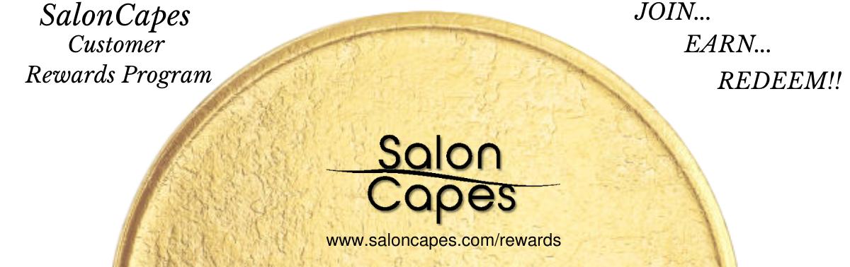 Saloncapes Rewards