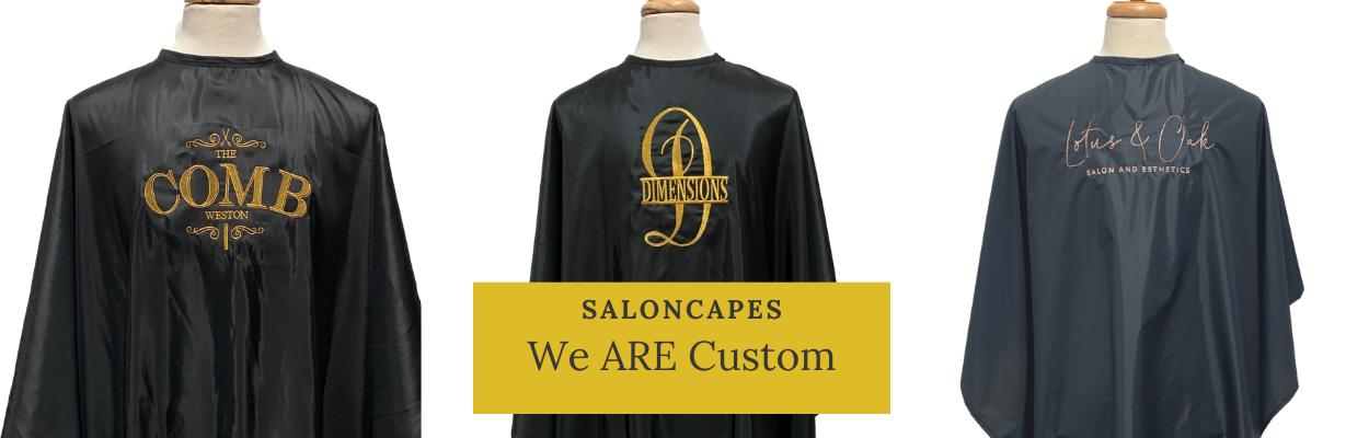 Custom Salon Capes