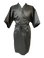 Kimono Salon Smocks and Client Robes in Silver