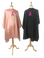 """Breast Cancer Awareness Hair Cutting Capes and Barber Capes with Pink Ribbon Logo -  60"""" x 60"""""""