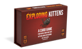 Exploding Kittens: A Card Game First Edition - meeow!