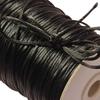 Spool of 2mm black satin cording