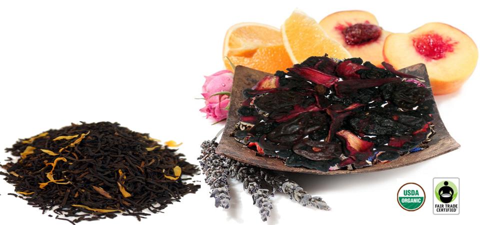 F&M Royal Blend special loose tea