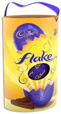Easter Egg Cadbury Flake