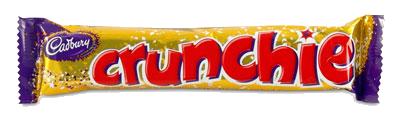 the crunchie bar