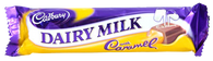 Cadbury caramel bar