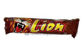 Nestle Lion bar 43g
