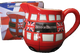 London bus milk jug