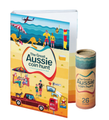 2019 Great Aussie Coin Hunt Folder and 26-coin Tube Set