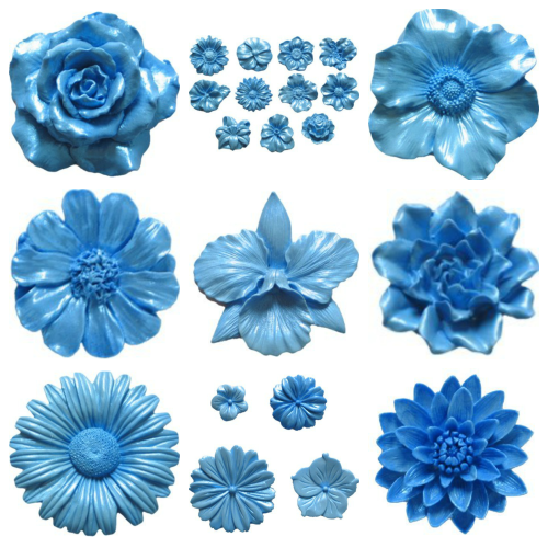 Flower Molds - First Impressions