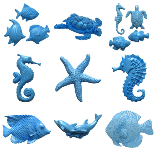 First Impression Sea Creature Molds