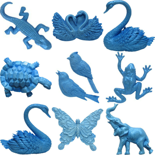 First Impression molds Animals