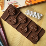 Lollipop Chocolate mold