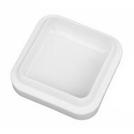 """Round Edge Square 6.5"""" Silicone Mould"""