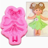 Girl Fairy Mold