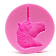 Unicorn Head Mold