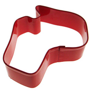 Australia Tin Plate Cookie Cutter (Fox Run)