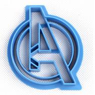 Avengers Plastic Cutter