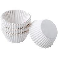 White Paper Cupcake Cases