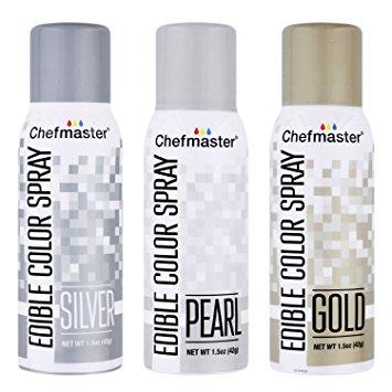 Chefmaster Edible Colour Spray