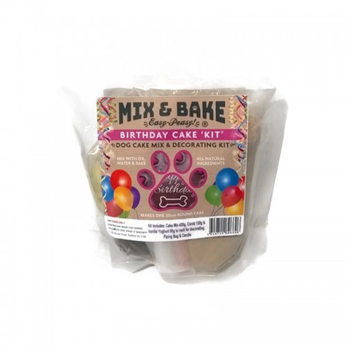 Mix Bake For Pets