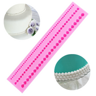 Pearls Silicone Mould 3pc