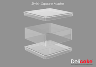 Delicake Stylish Square Master