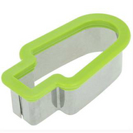 Popsicle Tin Plate Cutter / PVC Grip