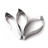 Lily 3pc Tin Plate Cutter Set